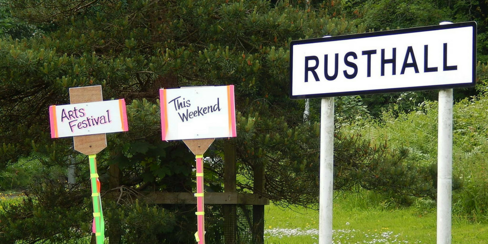 Rusthall Community Arts - Festival Weekend 2017